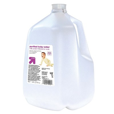up & up™ Purified Baby Water - 128oz
