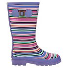 Girl's Joules® Welly Print Rain Boots
