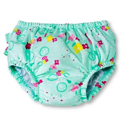 I Play Swim Diaper Bikes M