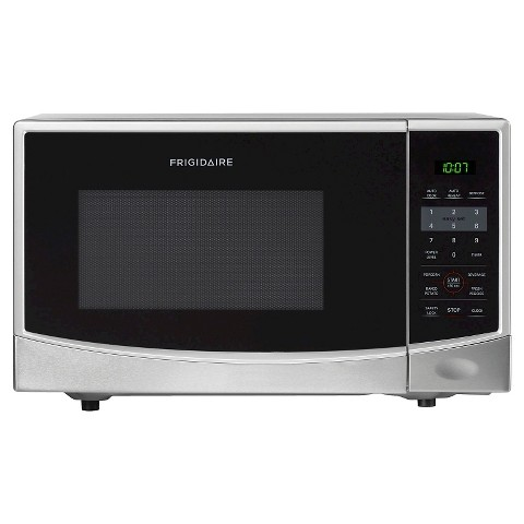 Countertop Microwave Ovens At Target : Frigidaire 0.9 Cu. Ft. 900 Watt Countertop Microwave Oven - Silver ...