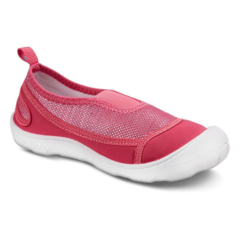 s newtz water shoes pink
