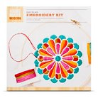 Hand Made Modern - Flower Embroidery Kit