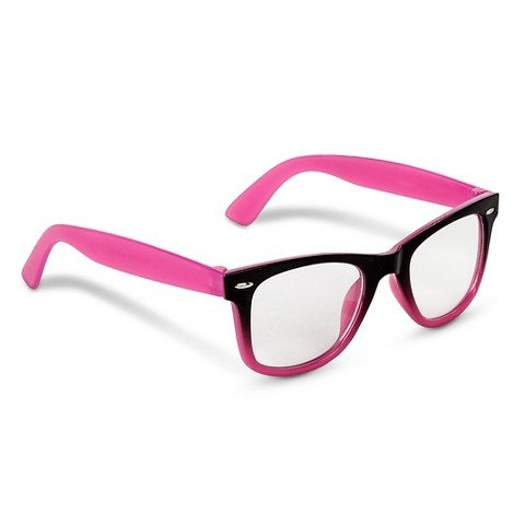 Eyeglass Frames Target : Girls Ombre Fashion Glasses