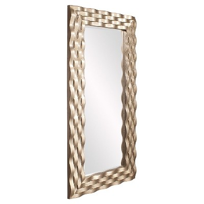 Cartier Mirror - Light Silver