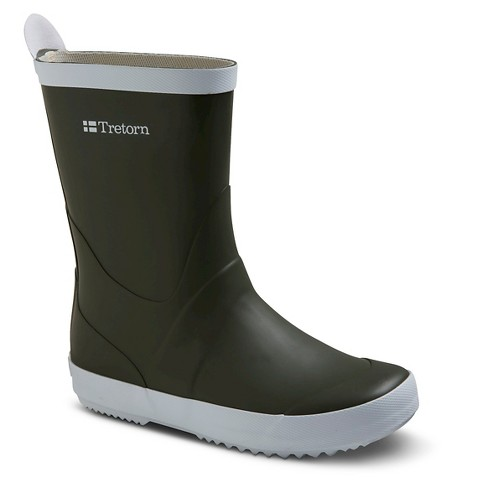 Model Women39s Western Chief With Back Gusset Rain Boot  Target