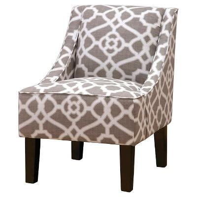 Skyline Hudson Swoop Chair - Prints