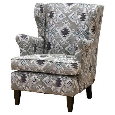 Skyline Edbury Wingback Chair