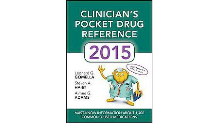 Clinician's Pocket Reference by Leonard G. Gomella and Steven A. Haist (2006,...