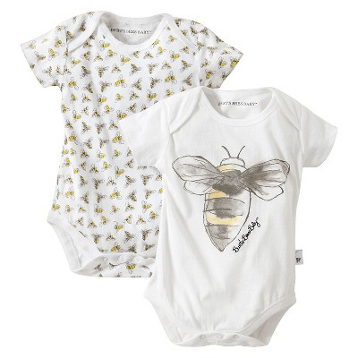 Ecom Child Bodysuits Burt's Bees Baby