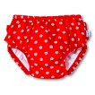 Infant Girls' Infant Girls Infant Girls Floral Swim Diaper - Red