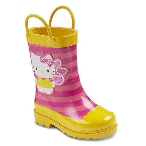 Popular Chooka  Women39s Hello Kitty By Sanrio Retrospective Rain Boots