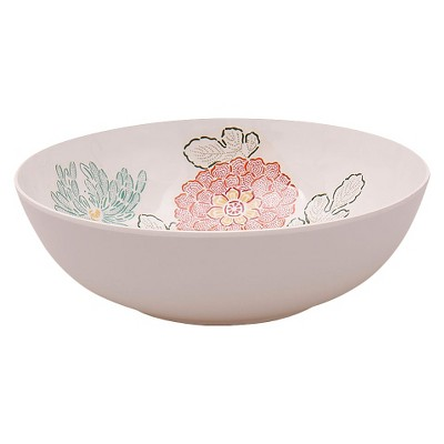Threshold™ Floral Serve Bowl