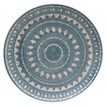 Threshold™ Geometric Dinner Plates Set of 4
