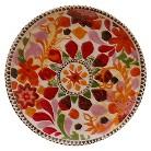 Threshold™ Mosaic Dinner Plates Set of 4