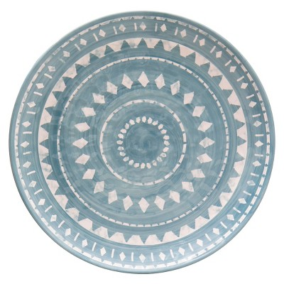 Threshold™ Geometric Salad Plates Set of 4