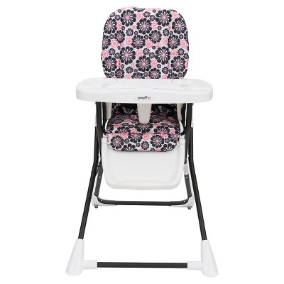Evenflo Compact Fold High Chair - Penelope