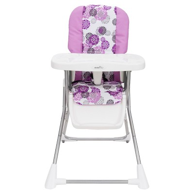 Evenflo Compact Fold High Chair - Lizette