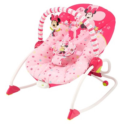 Disney Minnie Infant 2 Toddler Rocker