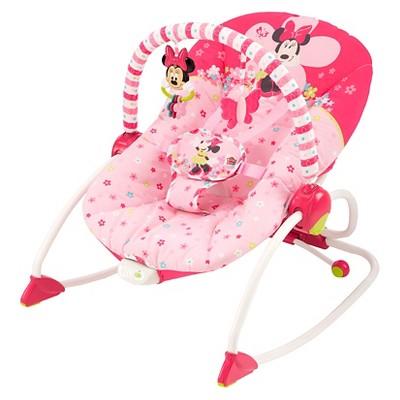 Disney Minnie Infant 2 Toddler Rocker