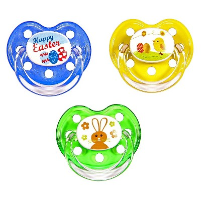 MeaMagic Easter Pacifier Set