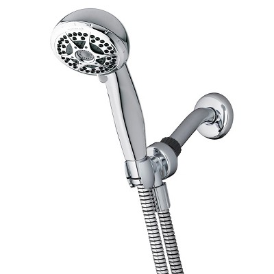 Waterpik 7 Function Handheld Showerhead - Chrome
