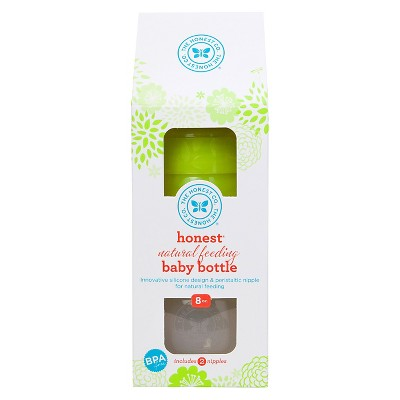 Honest Company Bottle Green - 8oz