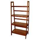 Ore 4-Tier Ladder Shelf