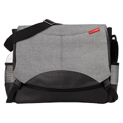 Skip Hop Swift Changing Station Diaper Bag - Heather Grey