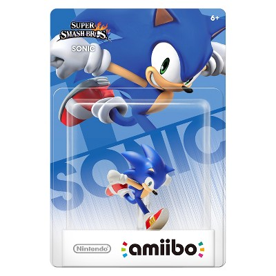 Nintendo Sonic amiibo Figure