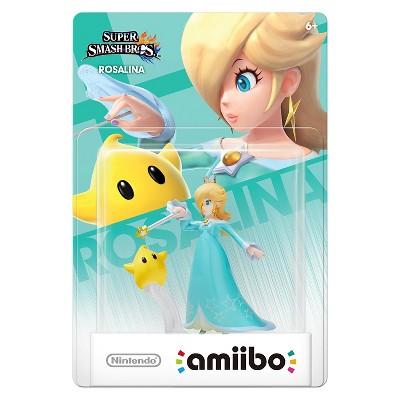 Nintendo Rosalina & Luma amiibo Figure