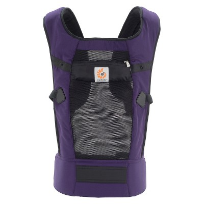Ergobaby Performance 3 Position Baby Carrier - Ventus Purple