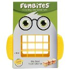 FunBites Food Cutter - Yellow Squares