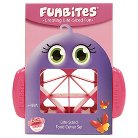 FunBites Food Cutter - Pink Hearts