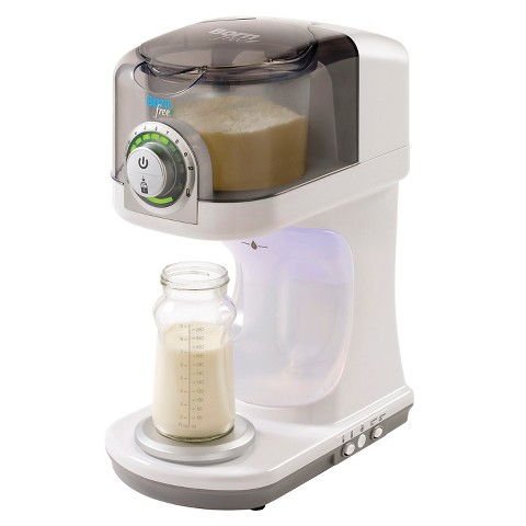 automatic baby formula preparation machine
