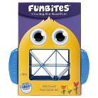 FunBites Food Cutter - Blue Triangles