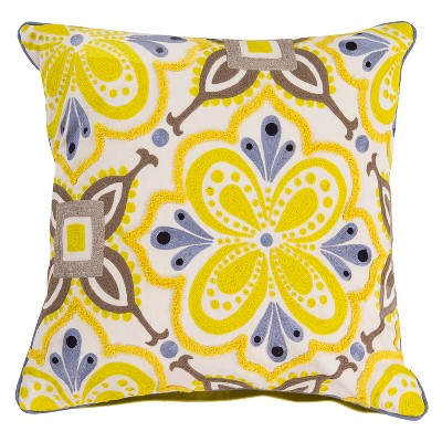 Decorative Pillow Surya Lime DECO PILLOW