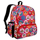Wildkin Paul Frank Core Dot Megapak Backpack