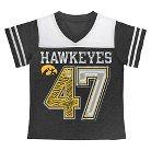 Iowa Hawkeyes Girls T-Shirt L