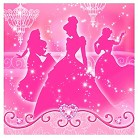 VIP Princess Dream Party Paper Dinner Napkins (16 count)