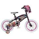 Cycle Force BRATZ 14 Black Bike