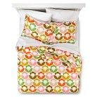 Orla Kiely Poppy Meadow Duvet Cover Set - Multicolor (Twin)