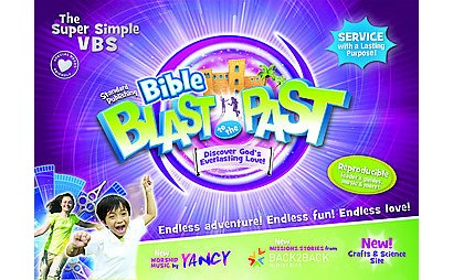 Bible blast to the past vbs kit mixed media product product details
