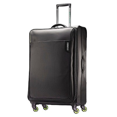 "American Tourister 28"" Applite Luggage Spinner Black"