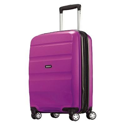"American Tourister 20"" DeLite 2.0 Hardside Luggage Spinner Rose"
