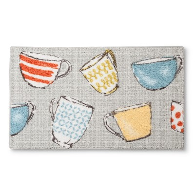 "Threshold™ Tea Cups Accent Rug - Multi (2'6""x3'10"")"