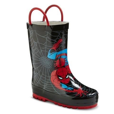 toddler boy s boots black target