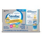 Similac® Advance Ready-to-Feed Liquid Infant Formula, Stage 1, 8 - 2 Fl oz bottles (6 Pack)