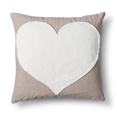 Heart Decorative Pillow