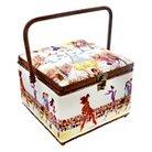 Dritz® St. Jane™ Sewing Basket, Large Square