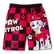 Toddler Boys' Paw Patrol® Swim Trunks  - Red